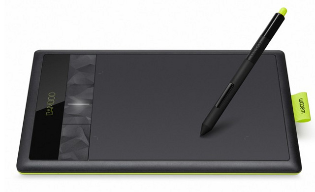Wacom Pen & Touch
